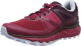 Salomon Salomon Womens Trail Running Shoes, Trailster GTX W, Cerise/Potent Purple/Heather, Size: 10.5