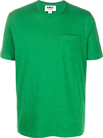 Ymc You Must Create Wild Ones cotton T-shirt - Green