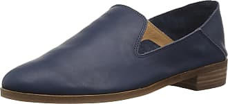 Lucky Brand Womens Cahill Loafer Flat, Indigo, 12 W US