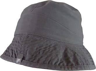 a5fa5054 Fila Bucket Hat, Reversible, Sun, Unisex/Mens/Womens, Grey,