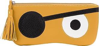 Sarah Chofakian Portamonete - Di colore giallo