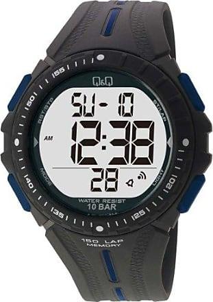 Q&Q Relógio Q&q Masculino Preto M102j003y