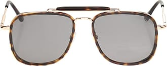 Tom Ford Huck Sunglasses Womens Brown