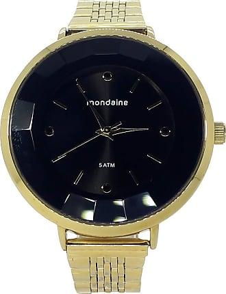 Mondaine Relógio Mondaine - Dourado - U