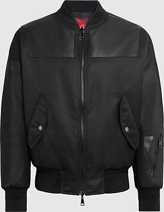 Neil Barrett Reversible City Lights Nylon & Air-force Nylon Bomber