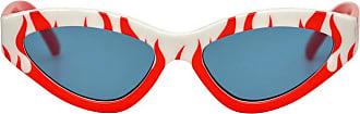 Le Specs Sunshades eyewear - le specs Synthcat sunglasses FLAME U