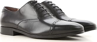 5f594f466 Salvatore Ferragamo Lace Up Shoes for Men Oxfords, Derbies and Brogues On  Sale, Black