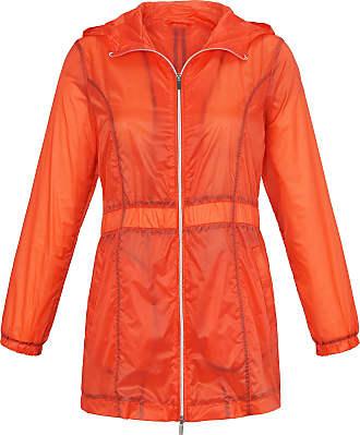Emilia Lay Jacket elasticated waist Emilia Lay orange