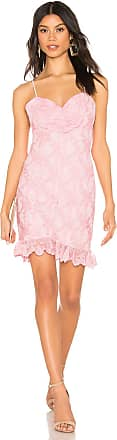 X by NBD Terry Mini Dress in Pink