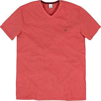 Malwee Camiseta Manga Curta Fio a Fio Detalhe Bordado Malwee