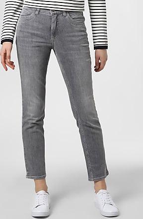 MAC Damen Jeans - Melanie grau