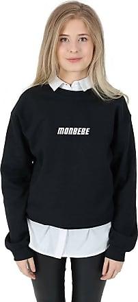 Sanfran Clothing Sanfran - Monbebe Top Fashion Kpop Monsta X Fandom Jooheon Jumper Sweater - Small/Black