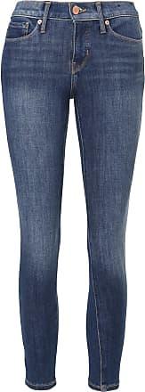 Banana Republic Calça Jeans Banana Republic Skinny Mid-Rise Zero Gravity Azul