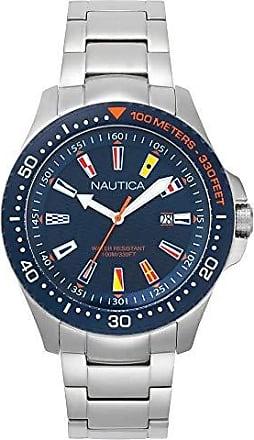 Nautica Relógio Nautica Masculino Aço - NAPJBC004