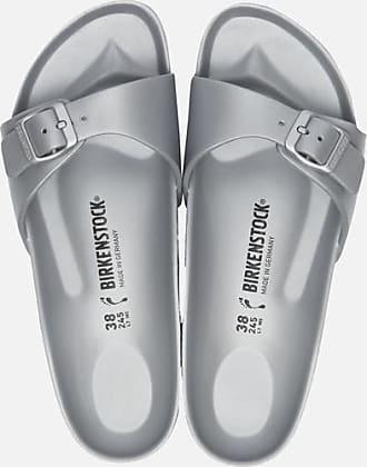 Birkenstock Madrid EVA slippers zilver