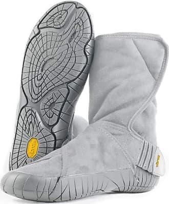 Vibram Fivefingers Furoshiki Mid Boots Northen Traveler Grey, Unisex Winter Shoes Grey Size: X-Large