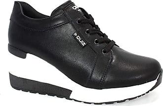 Quiz Tênis Quiz Sneakers Feminino Preto 37