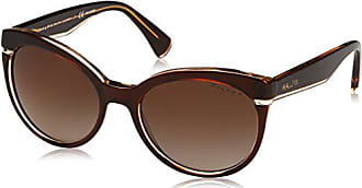 27060e4020d90 Ralph Lauren Womens Plastic Woman Sunglass Polarized Cateye