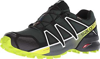 salomon speedcross 4 gtx lime green xt shoes