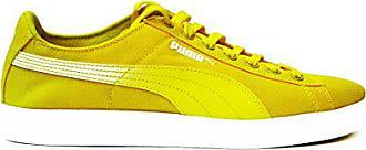 Archive Lite Lo Mesh Fade blazing yellow white 2016 Puma