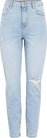Pieces Jeans blau