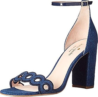 Kate Spade New York Womens Orson Pump, Medium Blue 10 M US