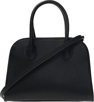 The Row Margaux Shoulder Bag Womens Black