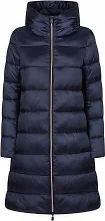 Save The Duck Womens Iris9 Coat Cappotto Donna | lilla/nero/rosso/blu/blu/blu/olivia/nero/nero/grigio/rosso/blu/b