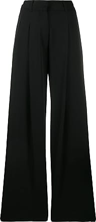 Guardaroba Calça de alfaiataria pantalona - Preto