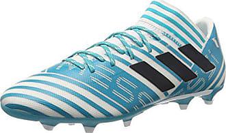 huge discount 150e3 f222a adidas Nemeziz Messi 17.3 FG, Chaussures de Football Entrainement Homme,  Blanc (Footwear White