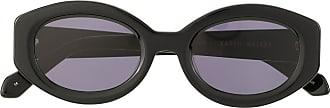 Karen Walker Alternative Fit Bishop sunglasses - Black