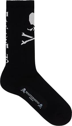 MASTERMIND WORLD Mastermind world Skull socks BLACK S/M