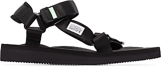 Suicoke Depa flat multi strap sandals - Black