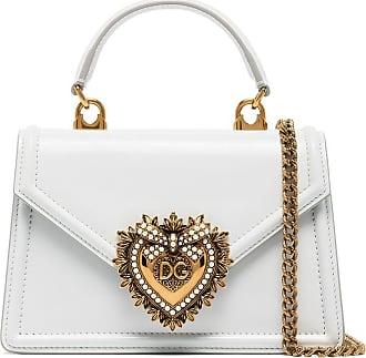 Dolce & Gabbana Bolsa Devotion pequena - Branco
