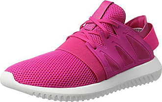 sports shoes 8afa5 ae05c adidas Damen Tubular Viral Sneaker, rosaweiß, ...