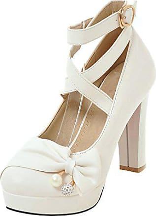 b644daab77617 Plateau Sandaletten in Weiß: Shoppe jetzt bis zu −71% | Stylight