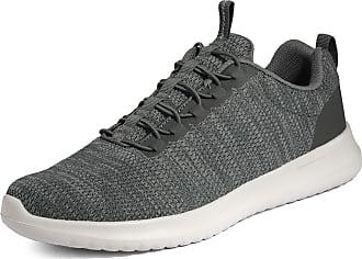 Dream Pairs Mens Slip On Walking Shoes Sneakers Grey Size 6.5 US/ 5.5 UK