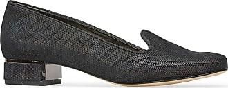 Van Dal Belsize Womens Closed Toe Flats - Black Beetle Print, Size 5 UK