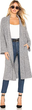 ASTR the Label Carter Cardigan in Gray