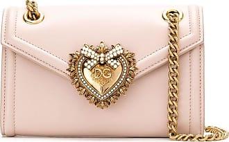 Dolce & Gabbana Bolsa transversal Devotion mini - Neutro
