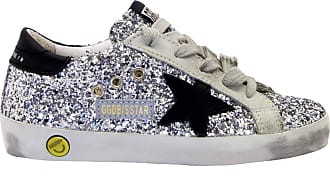 Golden Goose Sneakers Superstar Silver Multicolour Size: 10.5 UK Child