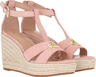 Lauren Ralph Lauren Sandals - Hale Casual Espadrilles Ballet Slipper - rose - Sandals for ladies