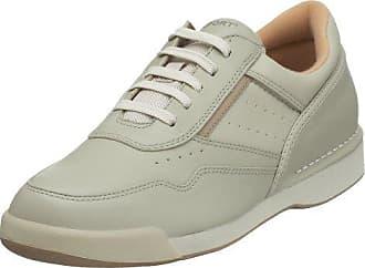 Rockport Mens M7100 Pro Walker Walking Shoe,Sport White/Wheat,12 D(M) US