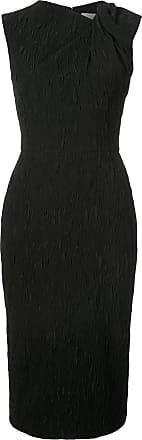 Jason Wu Vestido com detalhe franzido - Preto