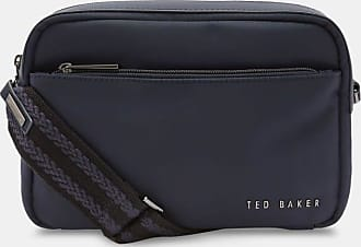 Ted Baker Plain Nylon Camera Bag in Dark Blue MADIIRA, Womens Accessories
