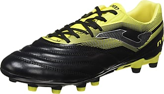 Joma Mens Numero-10 Soccer Shoe, Negro, 6.5 UK