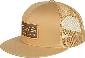 ef84c0a6c7b6e Brixton Mens Grade HIGH Profile Adjustable MESH HAT