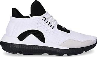 Yohji Yamamoto High-Top Sneakers SAIKOU Logo white-combo