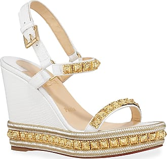 0e736cd5626 Christian Louboutin® Wedges − Sale: at USD $595.00+ | Stylight