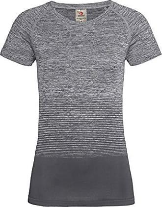Schwarz Stedman Apparel Damen Regular Fit Poloshirt Polo//ST3100 Gr/ö/ße 40 Black Opal Hersteller Gr/ö/ße:L